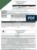 Reporte Proyecto Formativo - 1364712 - Animación Turística