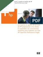 Servicio Técnico de Instalación y Puesta en Marcha de HP OpenView