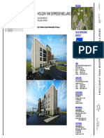 Proposed four-storey, 80-room Holiday Inn Express
