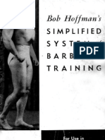 Bob Hoffman - Simplified System of Barbell Training
