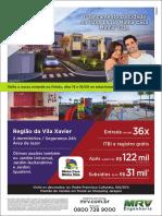 Folder Feirão Arthoria