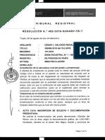 jurisprudencia  - inmatriculacion