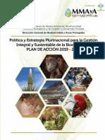 Política y Estrategia Plurinacional para la Gestión Integral y Sustentable de la Biodiversidad