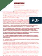 Lei Orgânica do Município de São Leopoldo