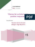 Monografía de Investigacion La Soltería-2015 Buenisima