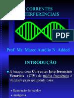 4aula Correntes Interferenciais CIV