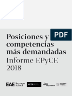 Informe EPYCE 2018