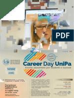 Locandina Career Day II Edizione