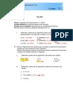 A1-U1-Num.id semana 1 actividad 1 programacion c++