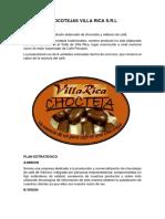 Chocotejas Villa Rica s.a.c