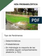 Clase Hidrología Probabilistica
