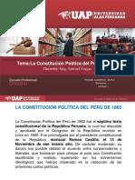 Constitución Política del Perú 1860