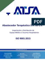 Catalogo Completo Atsa 2019