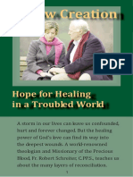 New Creation - Hope for Healing in a Troubled World-CPPS