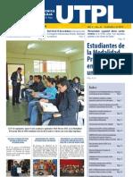 Informativo UTPL Septiembre 2010
