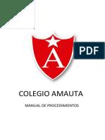 Perfil Del Educador Amauta