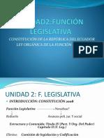 FUNCIÓN LEGISLATIVA (1)