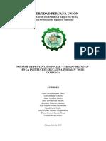 Estructura de Informe (Autoguardado)