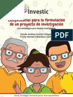 proyecto investigativo cuantitativo en la escuela