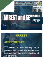 Tuxdoc.com Lecture on Arrest