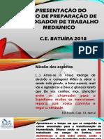aPRENSENTAÇAO REPARAÇAO JOGADOR DE TRALBAHO MEDIOUNA