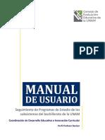 Manual del Profesor UNAM
