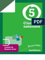 Ciencias Naturales 5 Santillana