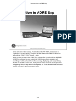 02_Introduction to ADRE Sxp