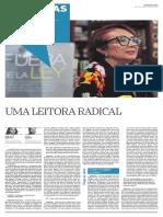 Entrevista Adelaide Gonçalves