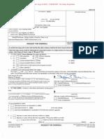 WGA v. WME 2019-08-19 Request for Dismissal