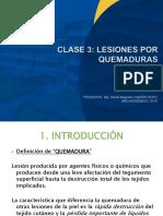 CLASE 3 MEDICINA LEGAL