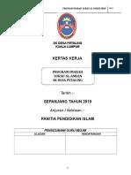 Skdp 2019 Kertas Kerja Imarah Surau