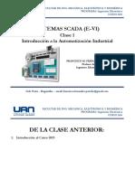01 Sistemas SCADA - Introducción Automatizacion Industrial