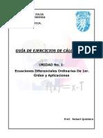 Ejercicios - Unidad 1 - 2018