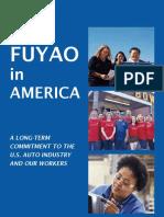 Fuyao North America Brochure