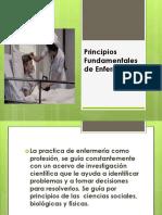 Principios fundamentales de enfermeria