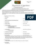 August 20 PMD Agenda