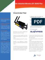 Brochure Altronics201 4GPlus