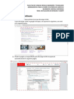 Documentacion de }Instalación de Netbeans y Xampp