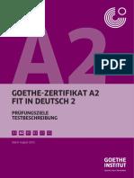 Testbeschreibung A2 FitKind&Jugnd