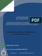 APUNTES NEUROENDOCRINOLOGIA 2016A