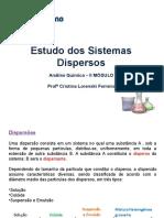 Estudo Dos Sistemas Dispersos
