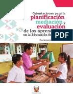 Planificación y Evaluación