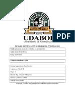 Proyecto de Calculo i PDF