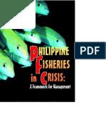 Philippine Fisheries in Crisis