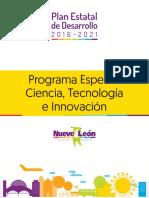 Programa Especial CTI 2016 - 2021