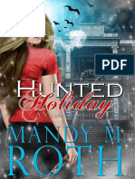 Mandy M. Roth - Bureau of paranormal investigation 1 - Hunted holiday