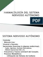 Farmacología Del Sna
