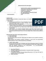 Rencana Kerja Dan Syarat Rks Rehab 2019