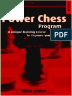 Nigel Davies - The Power Chess Program (Book 1)